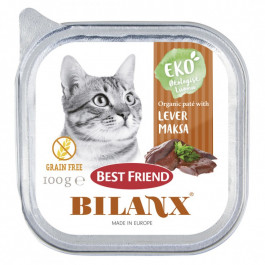 Best Friend Bilanx luomupatee kissalle 100 g