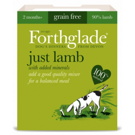 Forthglade Just 90% Lamb