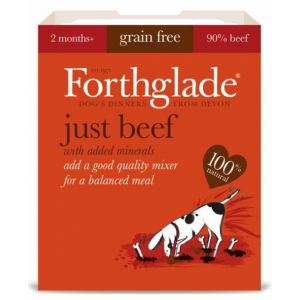 Forthglade Just 90% Beef