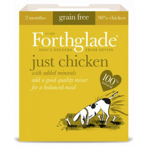 Forthglade Just 90 % Chicken
