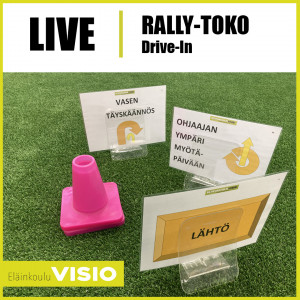 LIVE | Rally-toko Drive-In