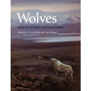 Wolves - behavior, ecology and conservation