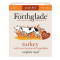 Forthglade Complete Meal Adult Turkey, Sweet Potato & Vegetables